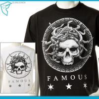 FAMOUS 半袖Tシャツ ONLOOKER  超人気ブランドFAMOUSより、新作の半袖Tシャツが...