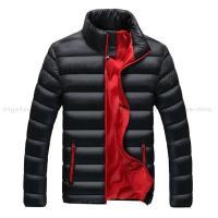 ジャケット メンズ 軽量 大きいサイズ コート メンズ ショート丈 薄て ダウン綿ジャケット メンズ...