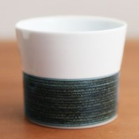 白山陶器 麻の糸 フリーカップ