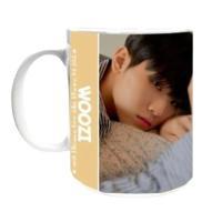 ■陶器製マグカップ・韓流グッズ ■サイズ:直径80mm、高さ95mm< ■店舗連絡先:アンジー...