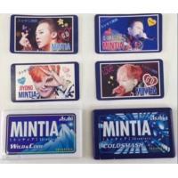 MINTIA用シール4枚セット<BR> MINTIA(ミンティア)にぴったり貼れるシール...