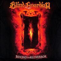 【メール便対応可】BLIND GUARDIAN ブラインド・ガーディアン BEYOND THE RED MIRROR 2015 TOUR DATES BABYDOLLオフィシャルレディースバンドTシャツ