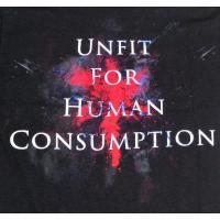 【メール便対応可】CARCASS カーカス UNFIT オフィシャル バンドTシャツ