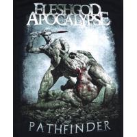 【メール便対応可】FLESHGOD APOCALYPSE フレッシュゴッド・アポカリプス PATHFINDER オフィシャル バンドTシャツ