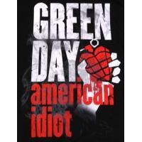 【メール便対応可】GREEN DAY グリーンデイ  SMOKE SCREEN  オフィシャル バンドTシャツ