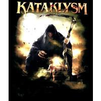 KATAKLYSM カタクリズム REAPER 2014 TOUR DATES  オフィシャル バンドシャツ