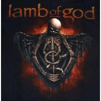 【2枚までメール便対応可】LAMB OF GOD ラム・オブ・ゴッド TORSO オフィシャル バンドTシャツ【正規ライセンス品】
