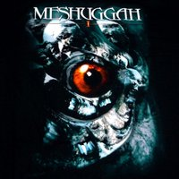MESHUGGAH メシュガー I オフィシャル バンドTシャツ 【2枚までメール便対応可】【正規ライセンス品】