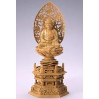 天台宗・臨済宗・曹洞宗・日蓮宗などで用いる仏像(ご本尊)です。薄茶色味がかった色合いと独特の香りのす...