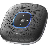 Anker PowerConf 会議用 Bluetooth スピーカーフォン 全指向性 マイク オートゲインコントロール  ノイズリダクション Skype Zoom など対応  ビデオ会議