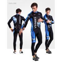 商品詳細: サイクリングの姿勢や動作、発汗量に最適に作られているサイクルウェア。 吸湿速乾性の素材を...