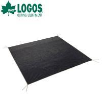 サイズ:(約)縦292×横292cm 素材:PE  ●テントフロアシートの耐久性を高め、地面からの浸...