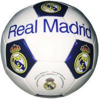 ヨーロッパクラブチーム[レアルマドリード]ロゴ入りのサッカーボール 光沢あるので高級感があります。 ...