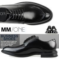 安いだけでなく本革と見違えるようなコスパと歩きやすい人気のブランド MM/one ドレス感を感じるス...