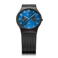 正規品のベーリング 腕時計 ブルー 11939-078 メンズ。ベーリング  BERING Mens...