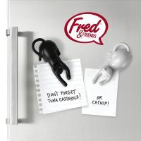 フレッド キャットマグネット 4個セット ネコ 猫 磁石 FRED キッチンマグネット 磁石 強力 ...