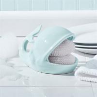 ホエールスポンジホルダー クジラ くじら 鯨 スポンジ ケース ホルダー キッチン雑貨 皿洗い 食器...
