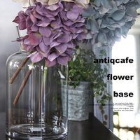 インテリアに馴染む、暮らしを心地よく変えてくれるフラワーベース 暮らしを素敵にするおしゃれな花瓶 アンティカフェ