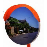 丸型カーブミラー 400φ アクリル製  道路反射鏡 1面鏡 ○アクリル製 直径400mm 一面鏡 ...