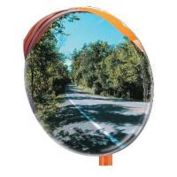 丸型カーブミラー(1面) 800φ ステンレス鏡面製  道路反射鏡 ※画像見本はφ600mm(支柱は...