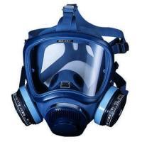 ■高性能フィルター付き(防じん機能を有する防毒マスク) ■高性能フィルター内蔵の吸収缶を使用する直結...