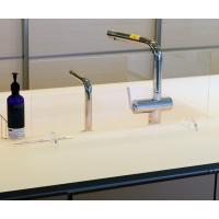 ・アイランドキッチン用アクリルボード ・対面キッチンのシンク前に立てて水はねを防止。お手入れが楽にな...