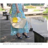かごバッグ レディース 送料無料 トートバッグ カゴバッグ 花 カラフル 可愛い シンプル 女の子 プレゼント