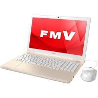 ■基本スペック:富士通 FMV LIFEBOOK AH42/A3 FMVA42A3G [シャンパンゴ...