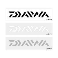 文字だけが残る、切り文字タイプの新DAIWAステッカー。  ※こちらの商品はメール便(DM便)ではお...