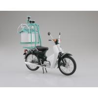 [予約特価8月発送予定]Honda スーパーカブ50 出前機付 1/12 完成品バイク   #完成品