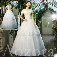 新モデル ウエディングドレス スレンダーライン 結婚式 ドレストレーン ウエディングドレス 結婚式ド...