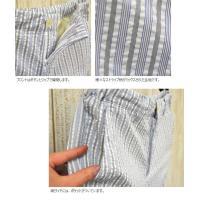 【50%OFF】 DELICIOUS デリシャス (Men's)  リラックス パンツ (DP3815-171)  (BLUE(ST))