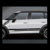 MINI純正 JCW スポーツ・ストライプ・ドア・サイド・セット(ブラック)(R60)