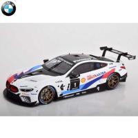 BMW ミニチュアカー BMW M8 GTE(F92)(サイズ:1/18)