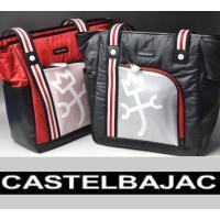 超軽量のポリエステル・ナイロン素材を使用した軽量トートバッグ。 透け感のあるナイロン素材を重ねたKA...