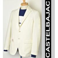 サラリとして柔らかな肌触りが心地よいカジュアルジャケット。 ポケットのKAMONマーク刺繍がさりげな...