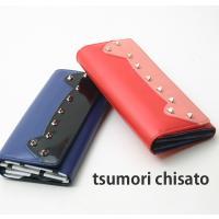 ツモリチサト 長財布 tsumori chisato ネコスタッズ 57226