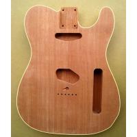 Hosco エレキギターボディー TLタイプ マホガニー 未塗装  ●テレキャスタイプボディ  ●未...