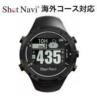 ショットナビ W1-GL[ウォッチ]/shot navi W1-GL[腕時計型](ゴルフナビ/GPS...