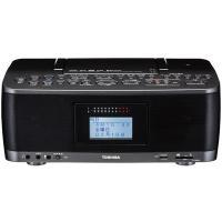 東芝 TY-CWX90(KM) ガンメタリック CDラジオ(Bluetooth機能搭載・SD/USB対応) TYCWX90KM