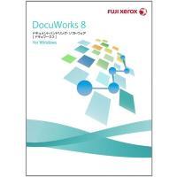 XEROX DocuWorks8 日本語版 1ライセンス [データベース (Win版)]