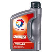 TOTAL クオーツ5000 15w40 (1L)|aptonline