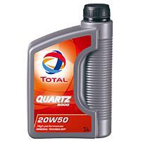 TOTAL クオーツ5000 20w50 (1L)|aptonline