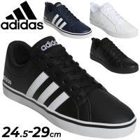 アディダス(adidas)から、メンズスニーカー「ADIPACE VS」です。  片側にコントラスト...