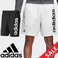 ハーフパンツパンツ メンズ/アディダス adidas ESSENTIALS リニアロゴ ウーブンチェルシー ショーツ/d男性/DJE73