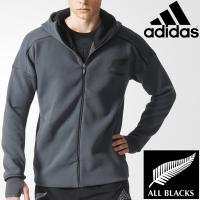 アディダス(adidas)から、オールブラックスのアンセムジャケットです。  ラグビーの世界的な強豪...
