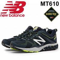 ニューバランスから、トレイルランニングシューズ[MT610]です。  優れた防水・透湿性で足元を快適...
