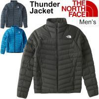 ザ・ノースフェイス [THE NORTH FACE] から、サンダージャケットです。  ダウンと化繊...