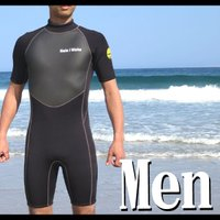 【ウェットスーツ】  Hele i Waho/ヘレイワホ 3mmウエットスーツ(スプリング)メンズ ...