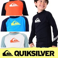 QUIKSILVER クイックシルバー 2017年モデル ALL TIME LR KIDS KLY1...